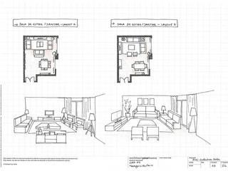 Um apartamento contemporâneo Architect Your Home