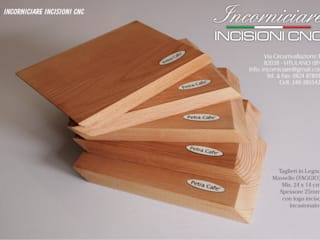 INCORNICIARE KitchenAccessories & textiles Solid Wood Multicolored