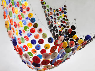 Ana Maria Nava Glass ArtworkSculptures
