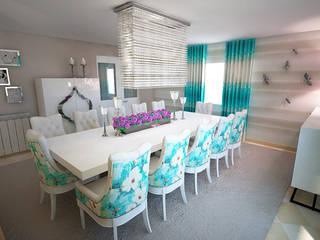 Modern dining room by GRAÇA Decoração de Interiores Modern