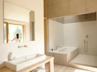 모던스타일 욕실 by vonMeierMohr Architekten 모던