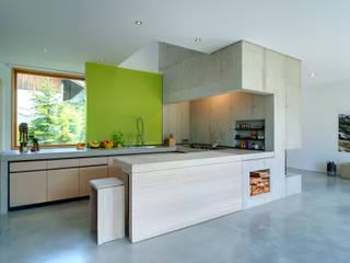 Modern Kitchen by vonMeierMohr Architekten Modern
