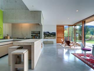 Livings modernos: Ideas, imágenes y decoración de vonMeierMohr Architekten Moderno