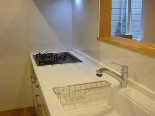 シンプルモダンハウスのリノベーション: 三浦尚人建築設計工房が手掛けたです。