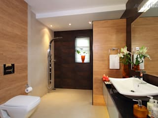 Kid's bathroom Modern Bathroom by Savio and Rupa Interior Concepts Modern
