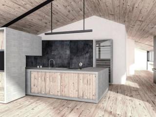 Küche  / Hotelierwohnung in Neustift: moderne Küche von snow.
