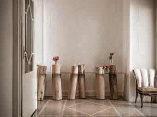 Casa privata Ingresso, Corridoio & Scale in stile moderno di Riva1920 Moderno