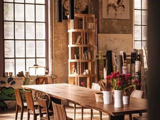 Modern dining room by Riva1920 Modern