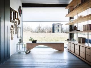 Casa privata Soggiorno moderno di Riva1920 Moderno