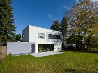Holzrahmenbau puschmann architektur Moderne Häuser