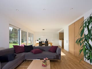 puschmann architektur Modern Living Room