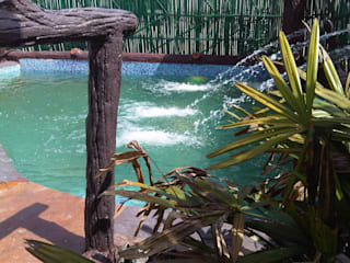 Tropical style spa by AQUAVENTURE Tropical
