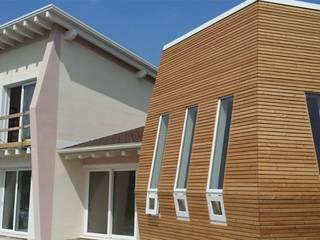 WoodLab Rumah Modern Kayu