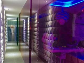 Clinica Veterinaria Animais Clínicas de estilo moderno de Loft Reformas Moderno