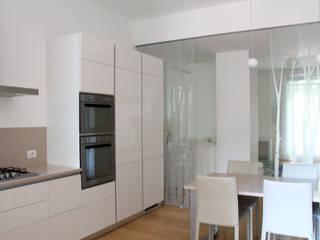 T+T ARCHITETTURA Cozinhas modernas