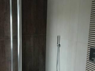 Rénovation d'une salle de bain dans une suite parentale Salle de bain moderne par Archicosy Moderne