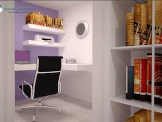 Oficina Oligar Estudios y despachos modernos de Estudio 289 Moderno