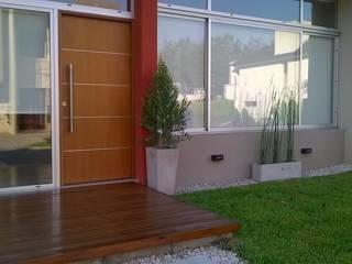 Soleloir Casas modernas: Ideas, imágenes y decoración de Arq Andrea Mei - C O M E I - Moderno