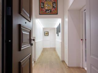 ห้องโถงทางเดินและบันไดสมัยใหม่ โดย Mario Ferrara โมเดิร์น