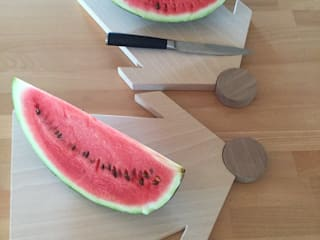 Iaio & Ina Contesini Studio & Bottega CucinaUtensili da cucina Legno massello Effetto legno