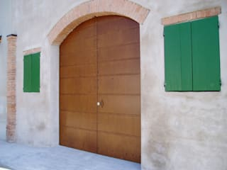 Contesini Studio & Bottega Classic style windows & doors Solid Wood Wood effect