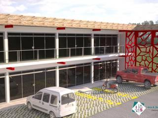 Locales Comerciales Centros comerciales de estilo moderno de Estudio 289 Moderno