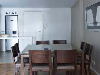 Comedor - Después de reforma de BAM! arquitectura