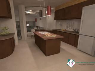 Interiorismo CF Cocinas modernas de Estudio 289 Moderno