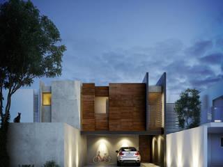 mousa / Inspiración Arquitectónica Moderne Häuser