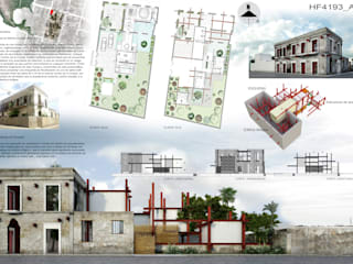 mousa / Inspiración Arquitectónica บ้านและที่อยู่อาศัย
