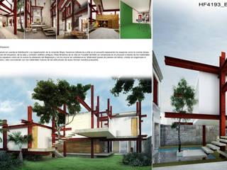 Case in stile rustico di mousa / Inspiración Arquitectónica Rustico