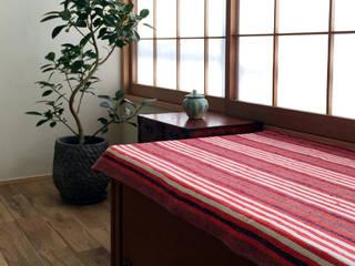 アトリエハコ建築設計事務所/atelier HAKO architects ห้องนั่งเล่น