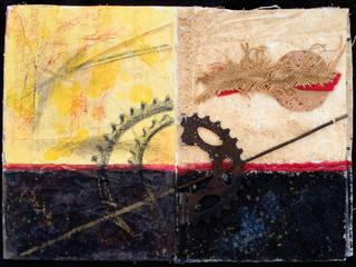 Libri d'artista / Artist book's di Paolo Chirco/artist Moderno