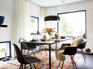 Salas de jantar modernas por Burkhard Heß Interiordesign Moderno