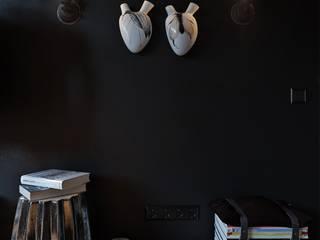 Дизайн-мастерская 'GENESIS'が手掛けた寝室