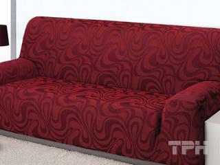Fundas sofá:  de estilo  de TPH fundas de sofá