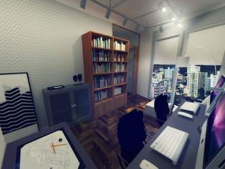 CH_House:   por Studio 15 Arquitetura,Moderno