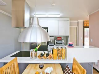한글주택(주) Cucina moderna