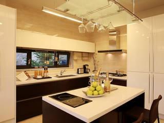 Cozinhas  por 한글주택(주), Moderno