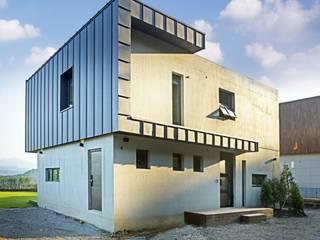김병만 한글주택 모던스타일 주택 by 한글주택(주) 모던