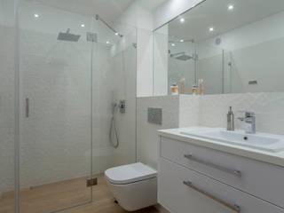 Łazienka: styl , w kategorii Łazienka zaprojektowany przez Carolineart
