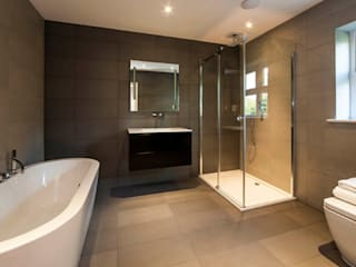 Eaton Park Aqua Platinum Projects Classic style bathroom