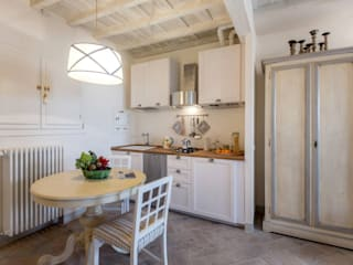 Rustic style kitchen by STUDIO ARCHIFIRENZE Rustic