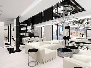 ARTDESIGN architektura wnętrz Salones de estilo ecléctico