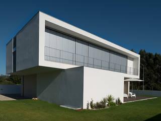 Casa MR Casas minimalistas por BLK-Porto Arquitectura Minimalista