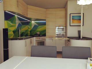 Современная кухня: Кухни в . Автор – Desframe