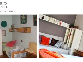 Re looking stanza degli ospiti Camera da letto in stile classico di CAMBIOSPAZIO Classico