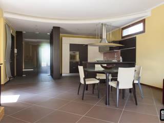 House N Cucina moderna di Capasso ARCHITETTI Moderno
