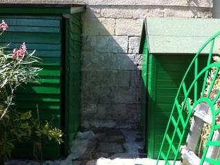 Fond du jardin avant:  de style  par Personalisart