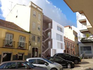 Edifício Rato65 por nn.arq | arquitectos Moderno